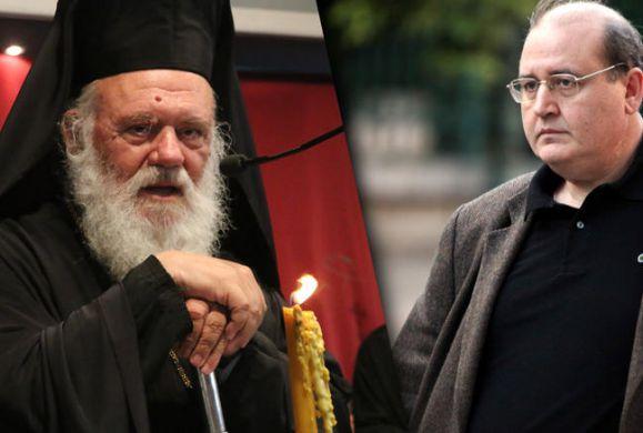 Την Τρίτη στην Αρχιεπισκοπή ο υπουργός Παιδείας, Νίκος Φίλης με τον αρχιεπίσκοπο Ιερώνυμο