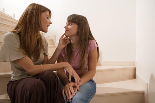 Μητέρα και κόρη, μια ξεχωριστή σχέση