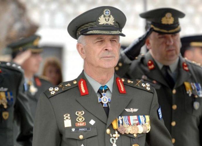 Στρατηγός Ζιαζιάς: Η Ελλάδα μπορεί να ζήσει χωρίς δανεικά. Δεν μπορεί να ζει χωρίς ιδανικά