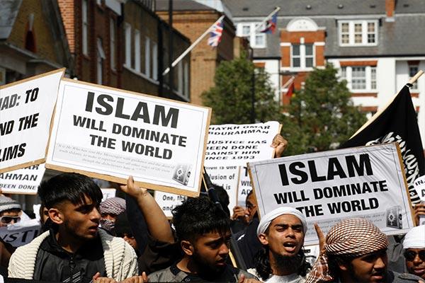 Το ξίφος του Ισλάμ κατακτά την Ευρώπη