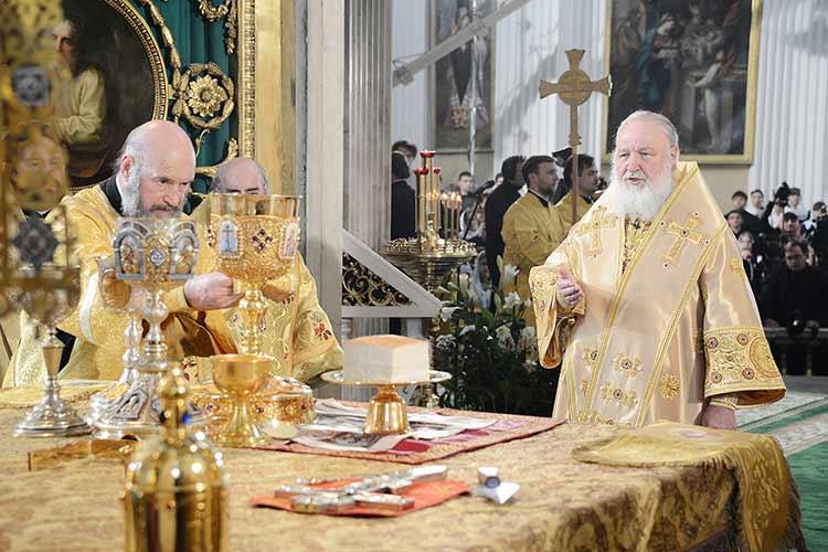 Τι συνέβει στον ιερό ναό του Τιμίου Σταυρού, στην Πετρούπολη της Ρωσίας