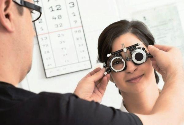 Μια επίσκεψη στον οφθαλμίατρο σώζει από την απώλεια της όρασης