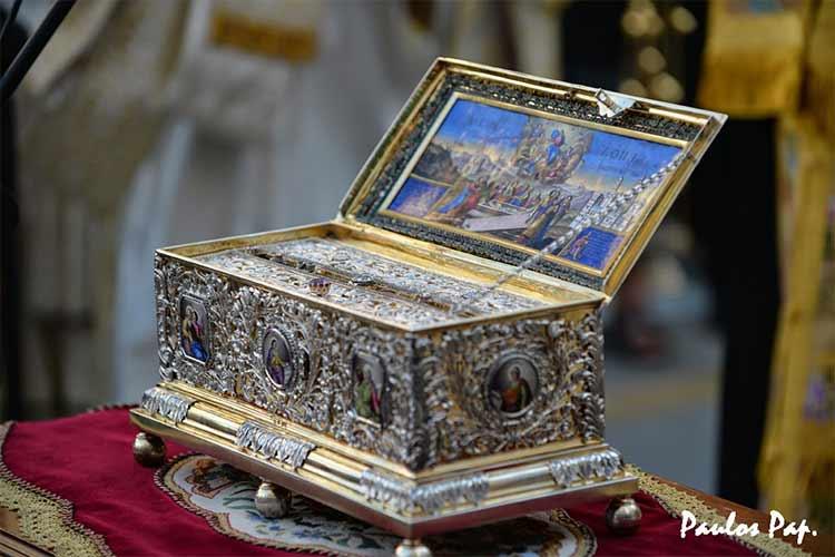 Με ποιον τρόπο η Αγία Ζώνη της Παναγίας έφθασε στο Άγιο Όρος