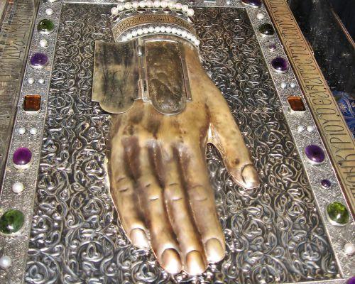Που βρίσκονται ο τάφος και το δεξί χέρι του Αγ. Μαξίμου του Ομολογητού που έκοψαν οι αιρετικοί