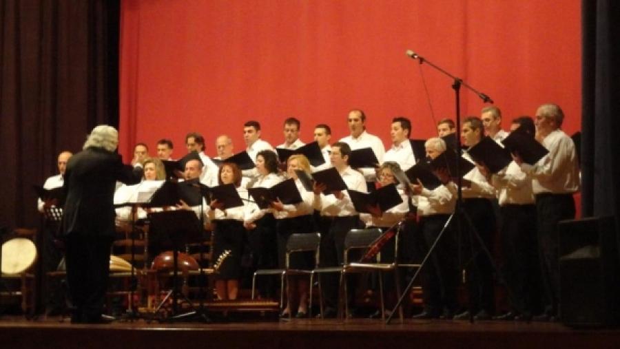 Συναυλία Βυζαντινής και Παραδοσιακής Μουσικής με τη Χορωδία του Συλλόγου Ιεροψαλτών Βυζαντινής & Παραδοσιακής Μουσικής,Κοζάνης