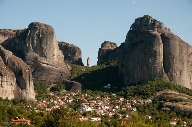Ταξιδιωτικοί Προορισμοί: Το Χωριό Καστράκι στα Μετέωρα, ΕΙΚΟΝΕΣ