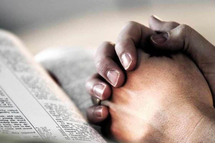 Μην αρνήσαι να προσεύχεσαι
