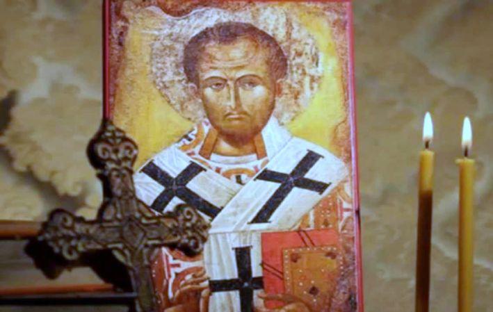 Συναξάρι 13 Νοεμβρίου, Άγιος Ιωάννης ο Χρυσόστομος