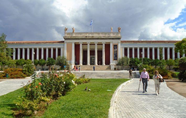 Ανάμεσα στις δέκα σημαντικότερες επιλογές Μουσείων τέχνης, το Εθνικό Αρχαιολογικό Μουσείο