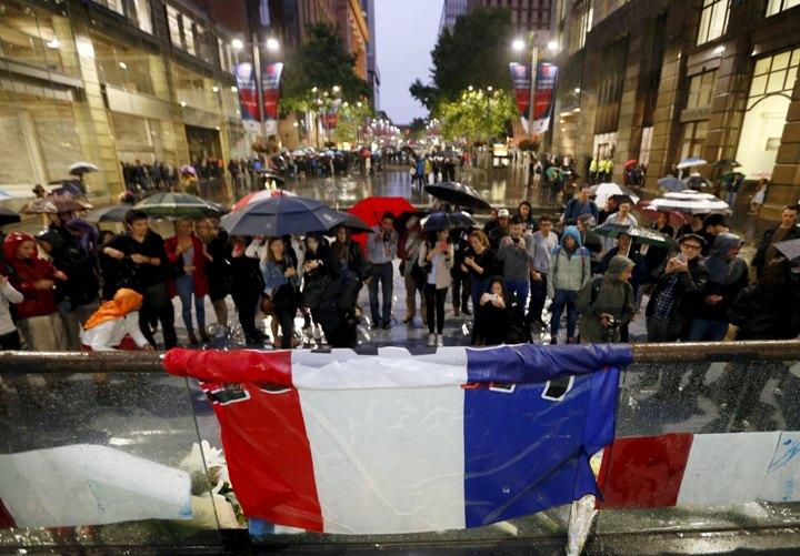 Νεκρός ο υπεύθυνος των επιθέσεων στο Παρίσι