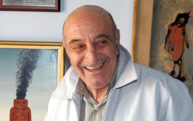 Πέθανε ο Κώστας Τσάκωνας