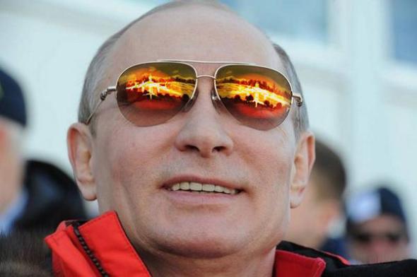 Ο Πούτιν απειλεί με χρήση πυρηνικών τους τζιχαντιστές