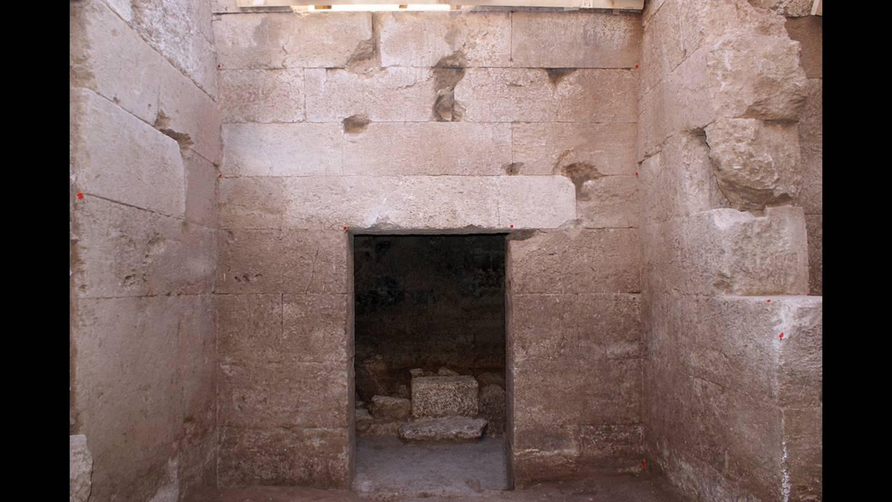 Nέος μακεδονικός τάφος στην Πέλλα