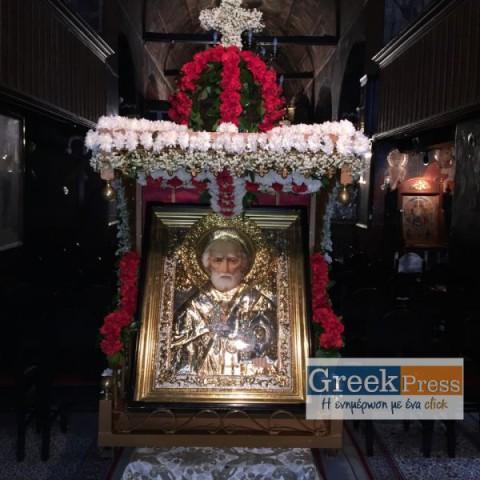 Η Κοζάνη τίμησε τον προστάτη και πολιούχο της Άγιο Νικόλαο
