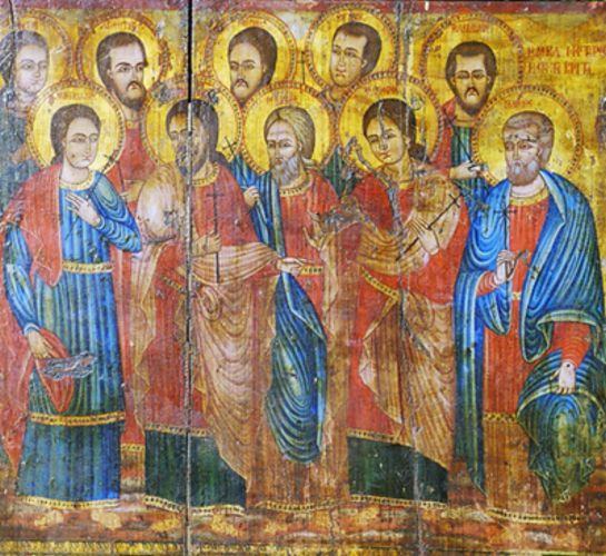 Συναξάρι 23 Δεκεμβρίου, Άγιοι Δέκα Μάρτυρες που μαρτύρησαν στην Κρήτη
