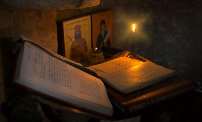 Πως προσευχή χωρίζει τον νου από τους λογισμούς