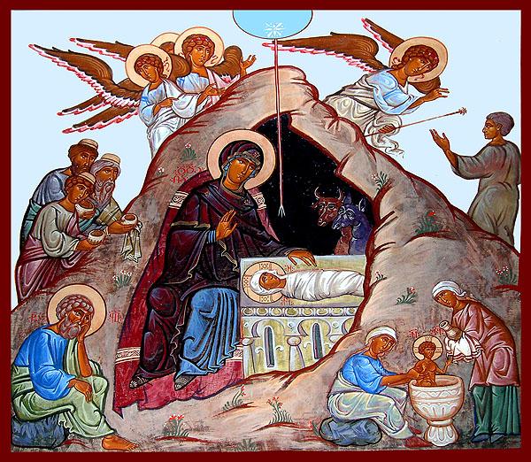 Απόστολος και το Ευαγγέλιο των Χριστουγέννων
