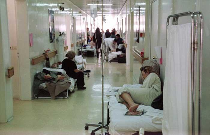 Δραματική πτώση της ποιότητας υγείας στην Ελλάδα
