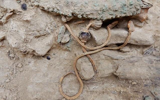 Πλούσιο σε αρχαιολογικά ευρήματα το 2015