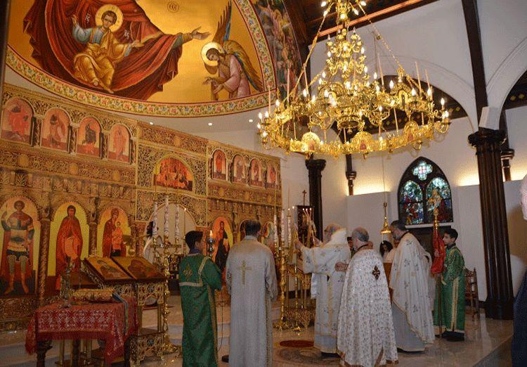 Καναδάς: Τα Εκκλησιαστικά Είδη – Ευαγγελίδης στον Ιερό Ναό Αγίου Αντωνίου στο Halifax