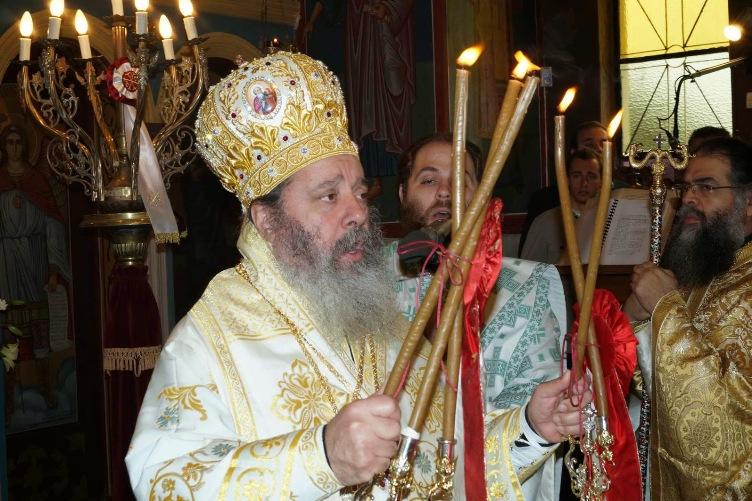 Επίσκοπος Κερνίτσης κ.κ. Χρύσανθος: Δεν θα γίνεται Χριστιανική κηδεία σε όσους επιλέγουν την αποτέφρωση, ΒΙΝΤΕΟ