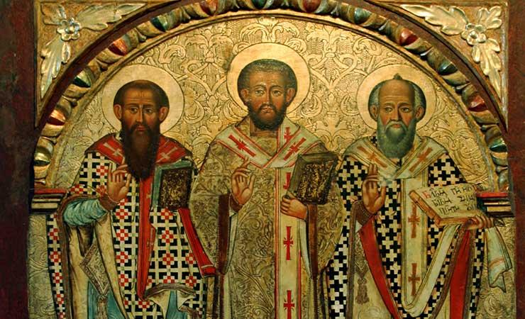 Συναξάρι 30 Ιανουαρίου, Οι Άγιοι Τρεις Ιεράρχες