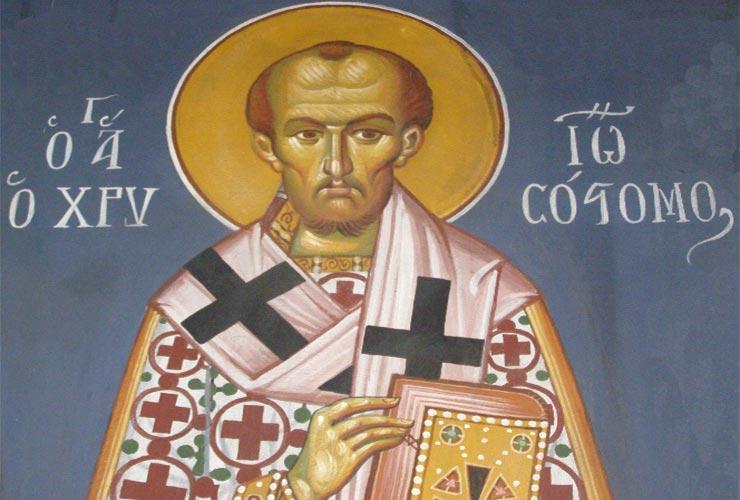 Συναξάρι 27 Ιανουαρίου, Ανακομιδή των Ι.Λειψάνων του Αγίου Ιωάννου του Χρυσοστόμου