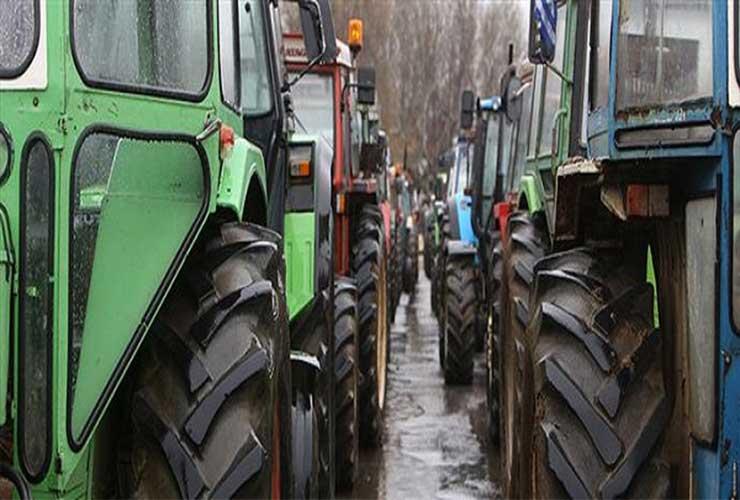 Αγρότες – Μπλόκα: 8.000 τρακτέρ μόνο στη Β. Ελλάδα!