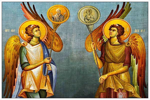 Πως ο άγγελος φυλάει το σπίτι σας
