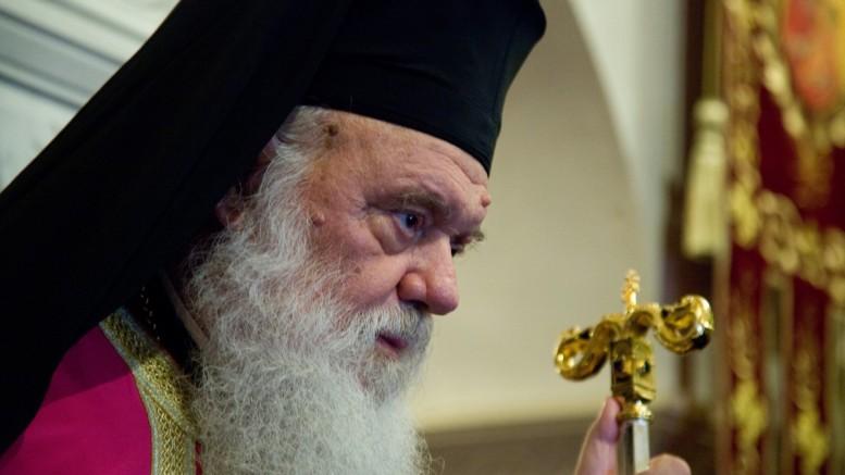 Αρχιεπίσκοπος Ιερώνυμος: «Ο κ. Φίλης είναι ένας προβληματικός άνθρωπος!», βίντεο