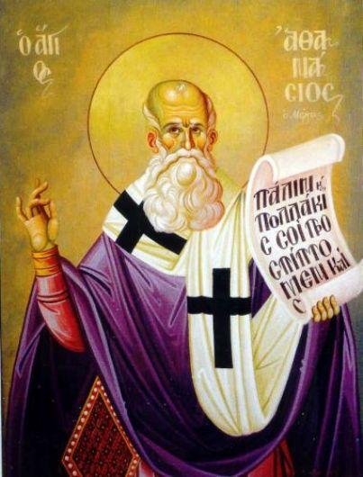 † Επίσκοπος Aυγουστίνος Καντιώτης: Ο ΜΕΓΑΣ ΑΘΑΝΑΣΙΟΣ