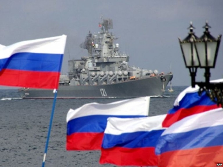 Μαύρη θάλασσα: Μεγάλη συγκέντρωση ρωσικών δυνάμεων