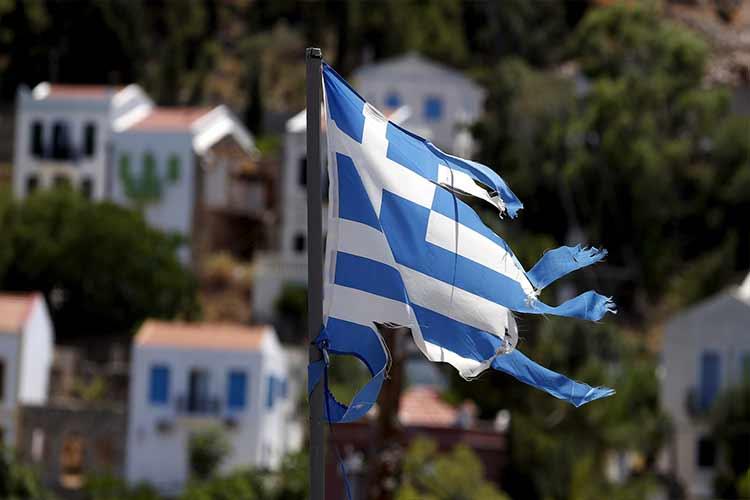 Η Ελλάδα αντιμέτωπη με καταστροφή εθνικών διαστάσεων
