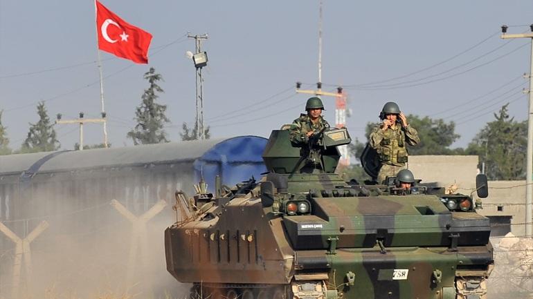 Τα σχέδια της Τουρκίας για επέμβαση στη Συρία μπαίνουν στον πάγο
