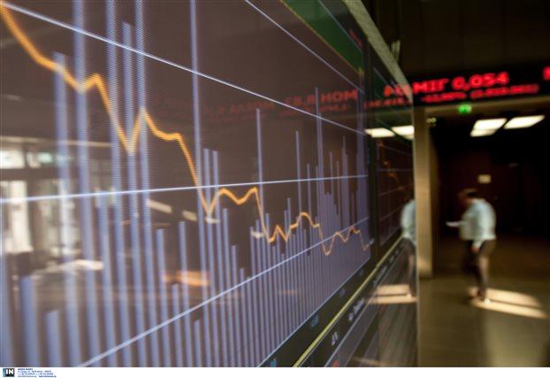 Χρηματιστήριο Αθηνών: Νέο κραχ - Κάτω από τις 430 μονάδες ο Γ.Δ