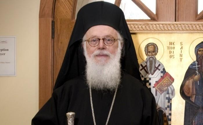 Αρχιεπίσκοπος Αλβανίας, Τιράνων, Δυρραχίου και Πάσης Αλβανίας κ.Αναστάσιος, ΣΥΝΕΝΤΕΥΞΗ