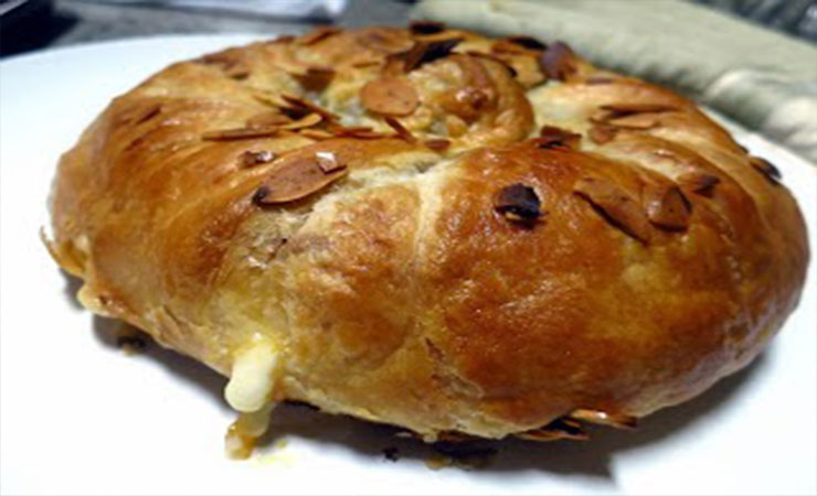 G.Lekkas: Σφολιάτα έκπληξη με λιωμένο τυρί