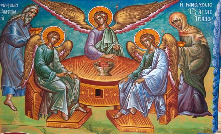 Ο Θεός είναι Αυτός που κατευθύνει την παγκόσμια ιστορία