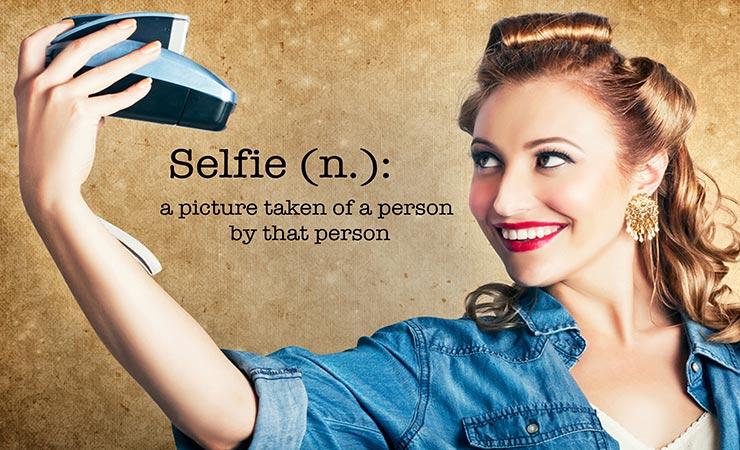 Προσδίδουν οι selfies Ναρκισσιστική Διαταραχή της προσωπικότητας;