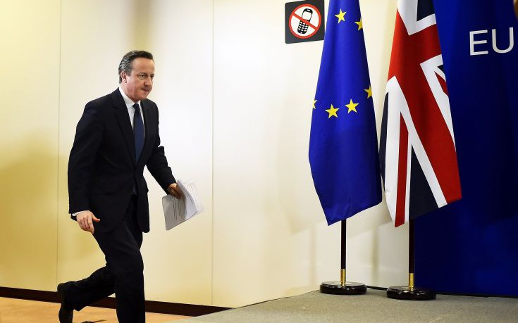 Brexit: Με «ειδικό καθεστώς» παραμένει η Μεγάλη Βρετανία στην Ε.Ε.