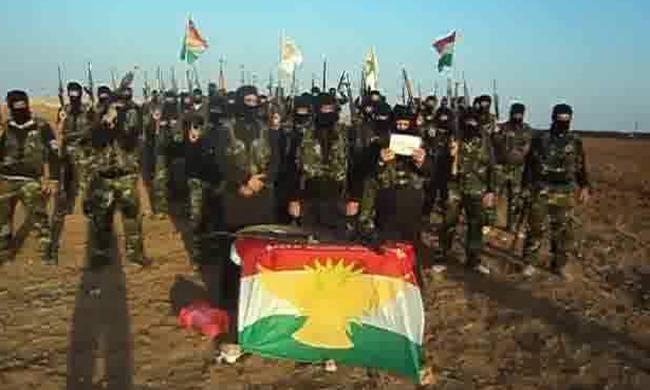 Προχωρά το θέμα της ίδρυσης κουρδικού κράτους