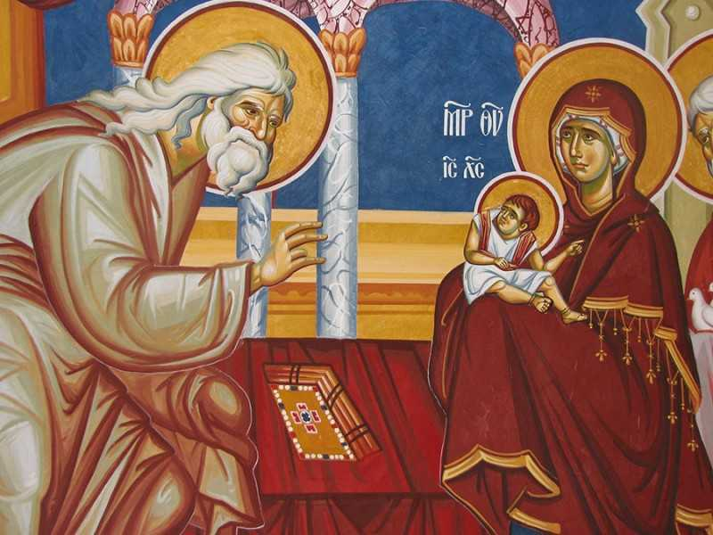 Τι γιορτάζουμε στην Υπαπαντή του Κυρίου