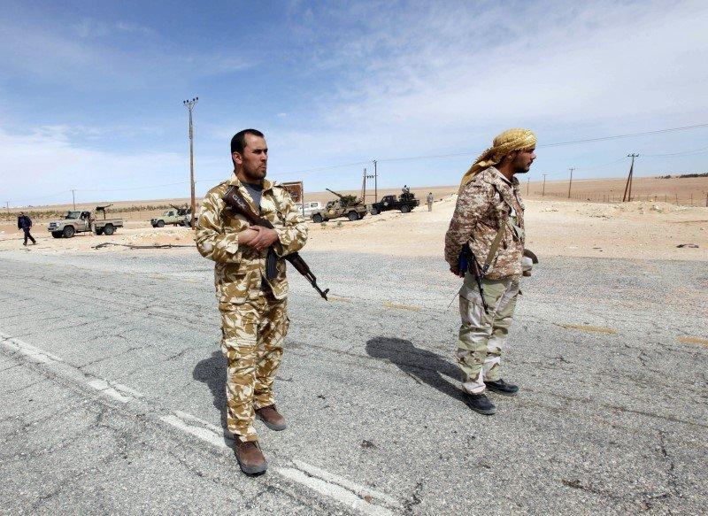 Μυστικός πόλεμος της Γαλλίας στη Λιβύη