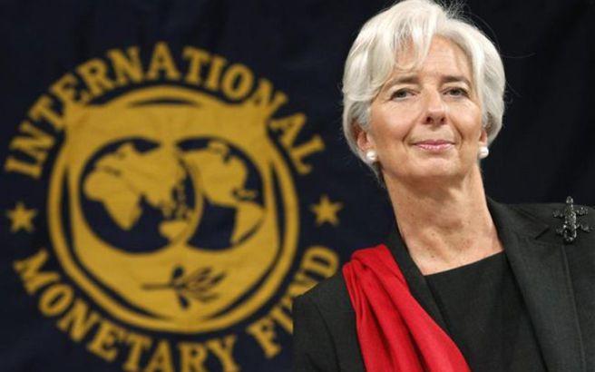 Επανεξελέγη στο τιμόνι του ΔΝΤ η Λαγκάρντ