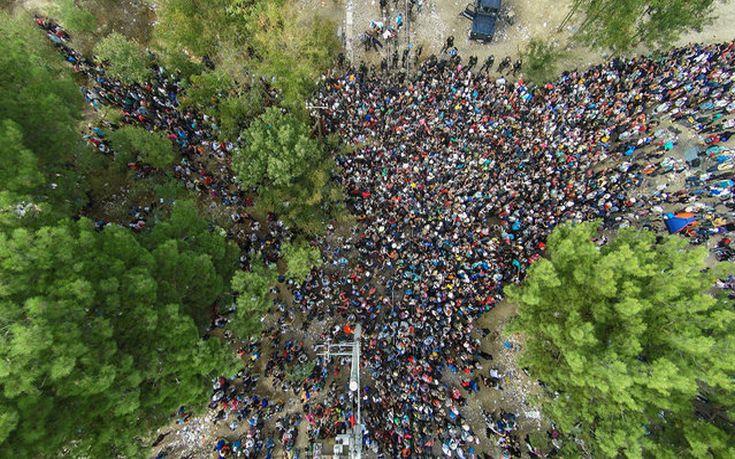 Ειδομένη: Σχέδιο έκτακτης ανάγκης από την Κομισιόν