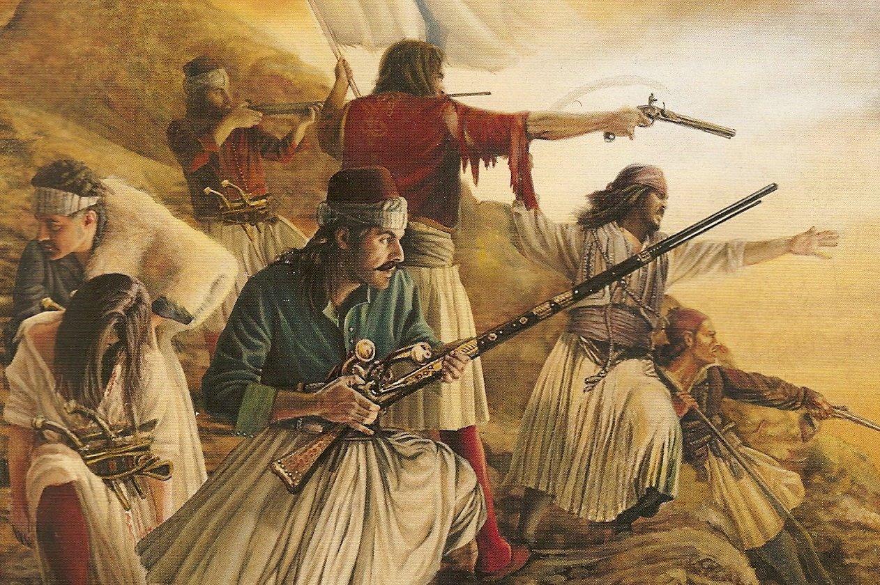 Οι άγνωστοι ήρωες του 1821 που έδωσαν τη ζωή τους για εμάς