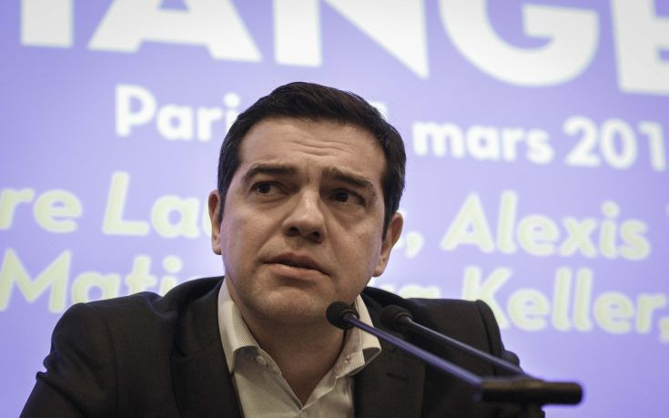 Ο Τσίπρας στηρίζει τις προσπάθειες του Προέδρου Αναστασιάδη για δίκαιη και βιώσιμη λύση του Κυπριακού