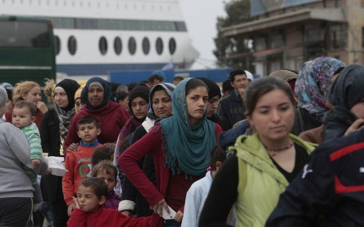 Περισσότερες αφίξεις προσφύγων μέσω Έβρου – Δραματική αύξηση των ροών στην Ελλάδα