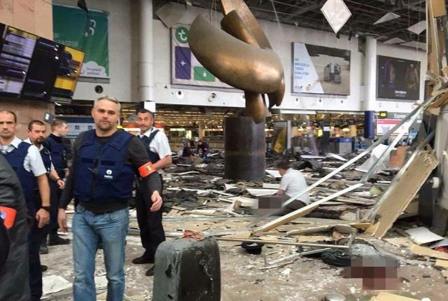 Βρυξέλλες : Το χρονικό του τρομοκρατικού χτυπήματος