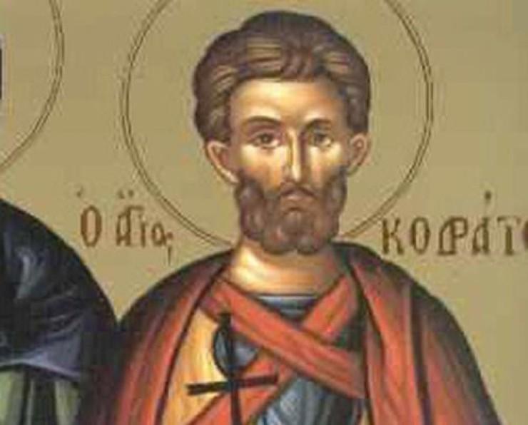 Συναξάρι 10 Μαρτίου, Αγίου Κοδράτου και των συν αυτώ Μαρτυρησάντων